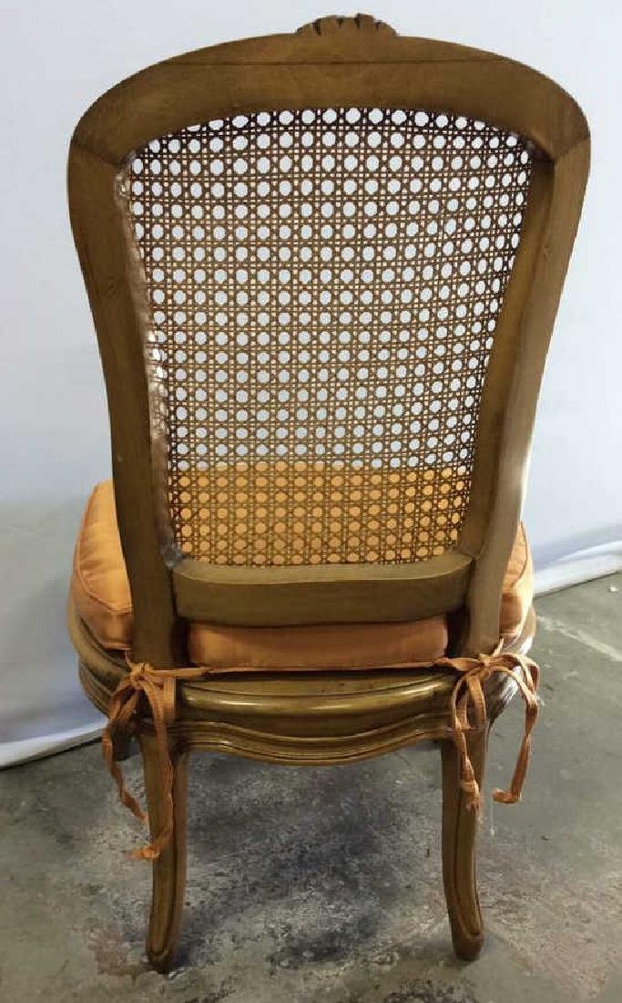 Louis XVI Style Country French Side Chair - 7