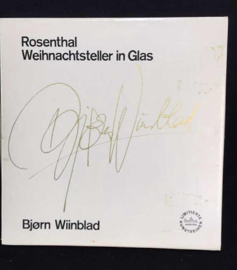Bjorn Wiinblad Rosenthal Plate - 10