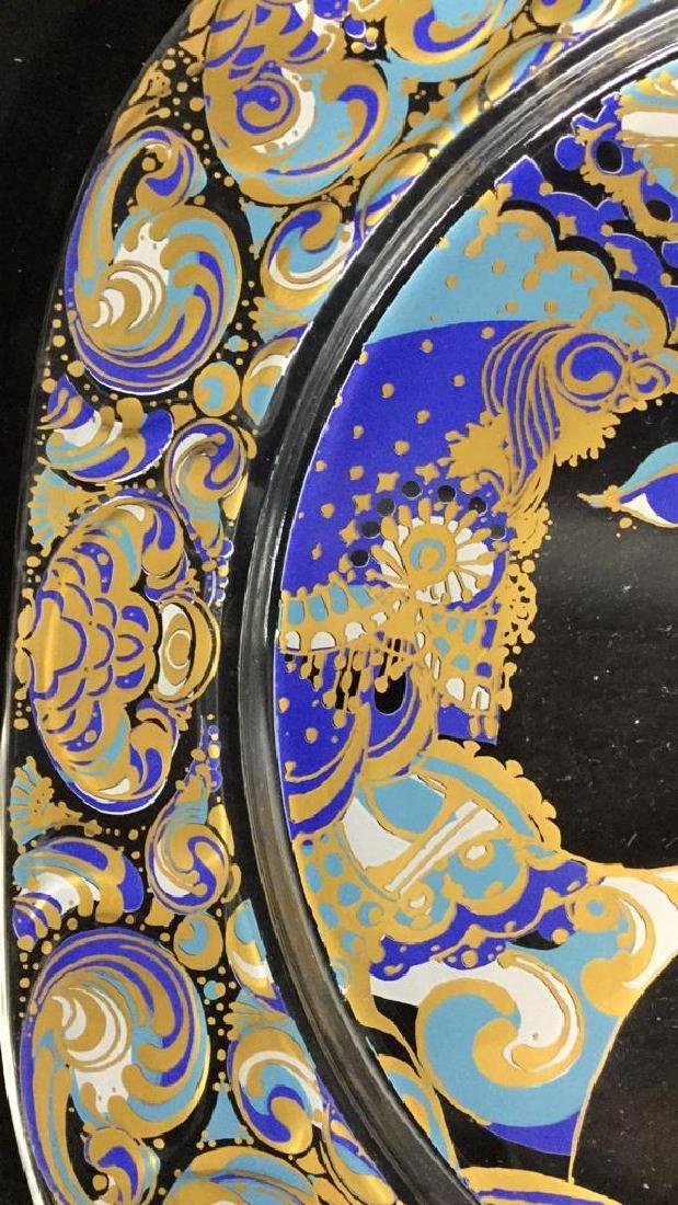 Bjorn Wiinblad Rosenthal Plate - 6