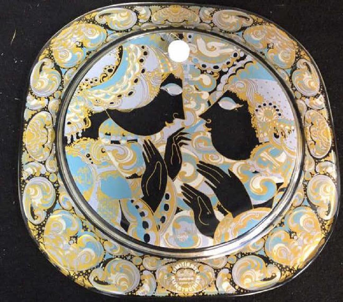 Bjorn Wiinblad Rosenthal Plate - 8