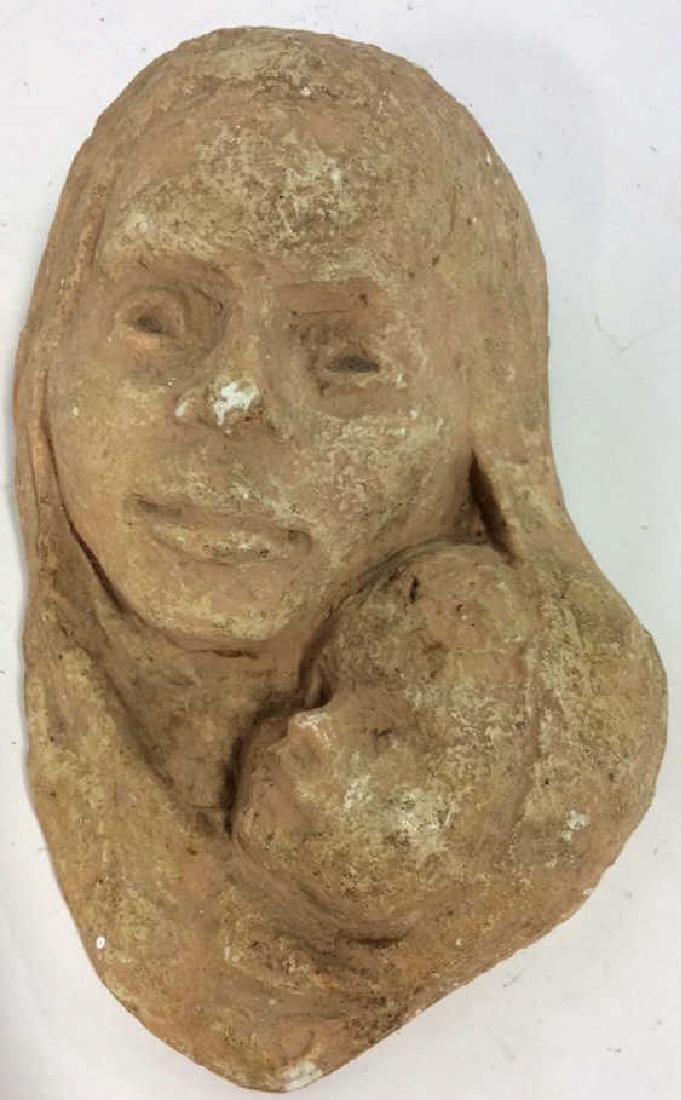 Martha Robins Mother Child Sculpture