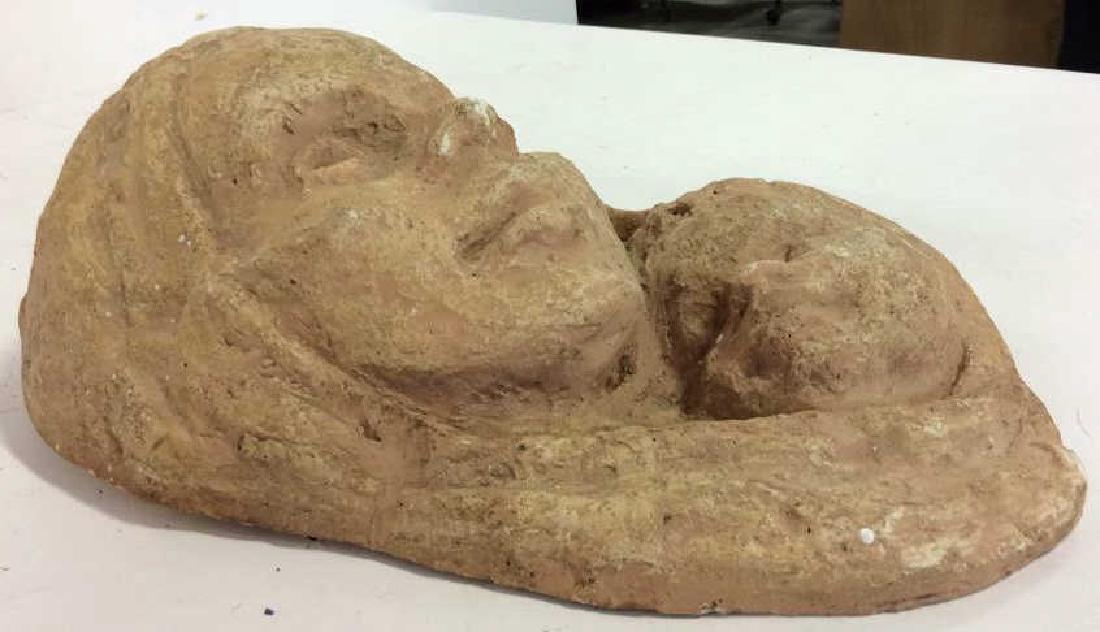 Martha Robins Mother Child Sculpture - 3