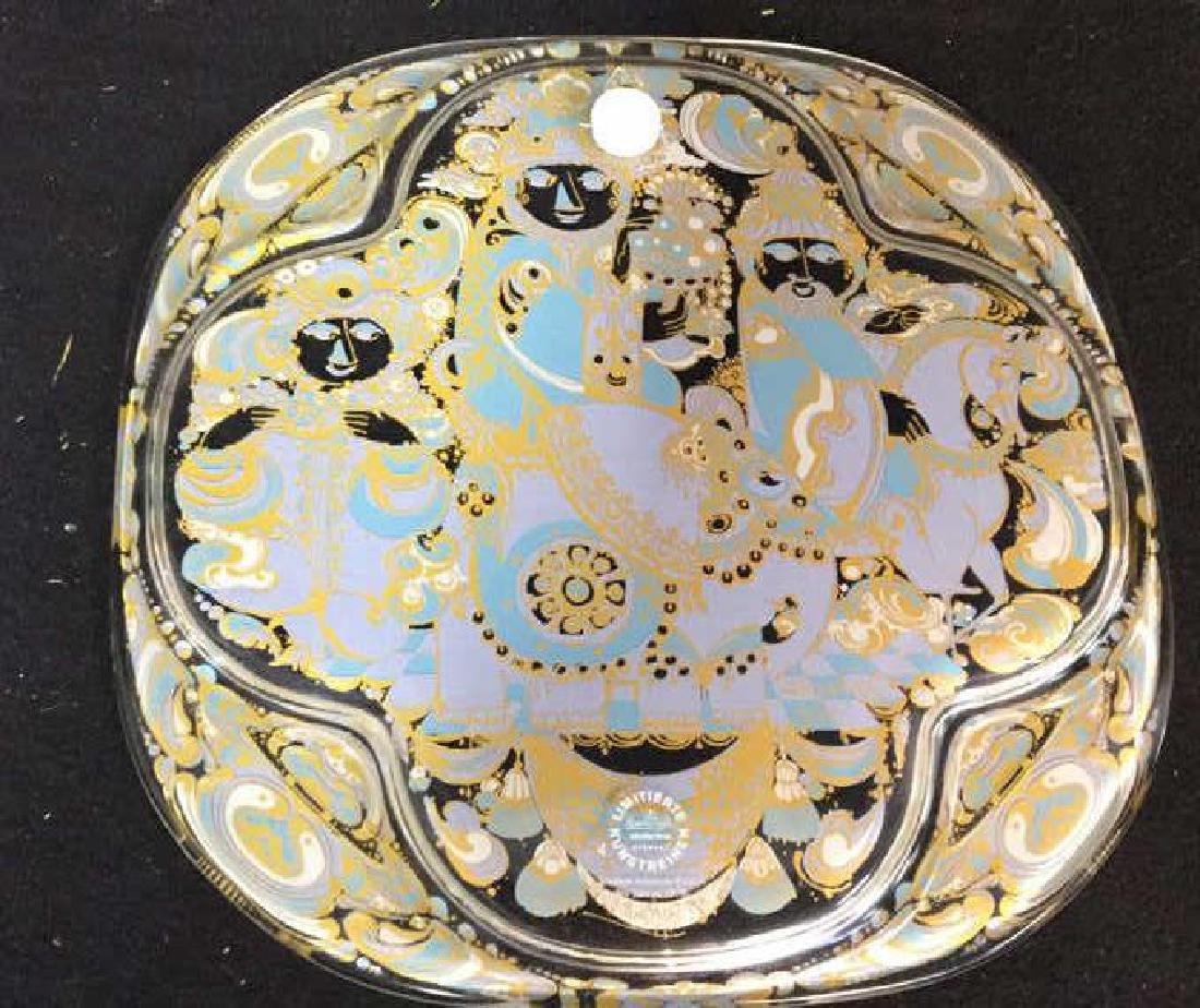 Bjorn Wiinblad Rosenthal  Christmas Plate - 8