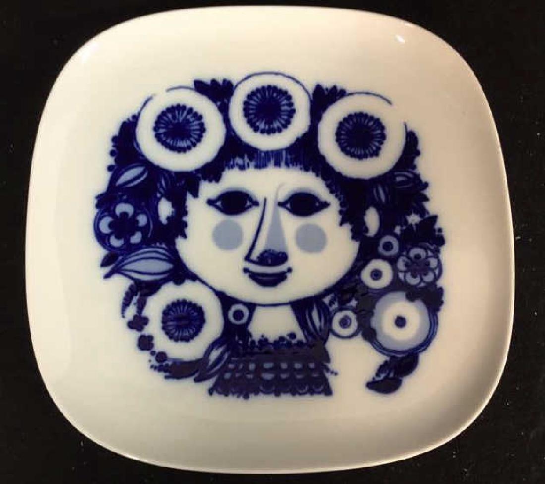Bjorn Wiinblad Rosenthal Plate