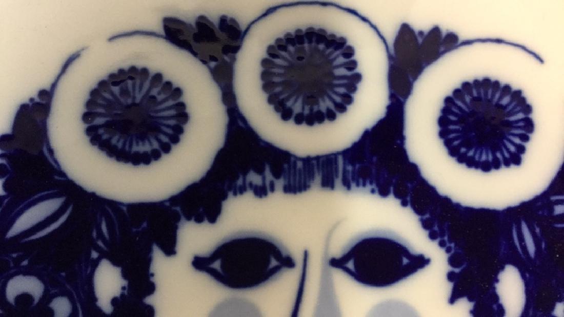 Bjorn Wiinblad Rosenthal Plate - 5