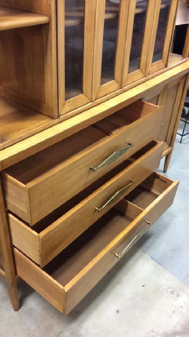 Tomlinson Danish Modern Display Cabinet - 8