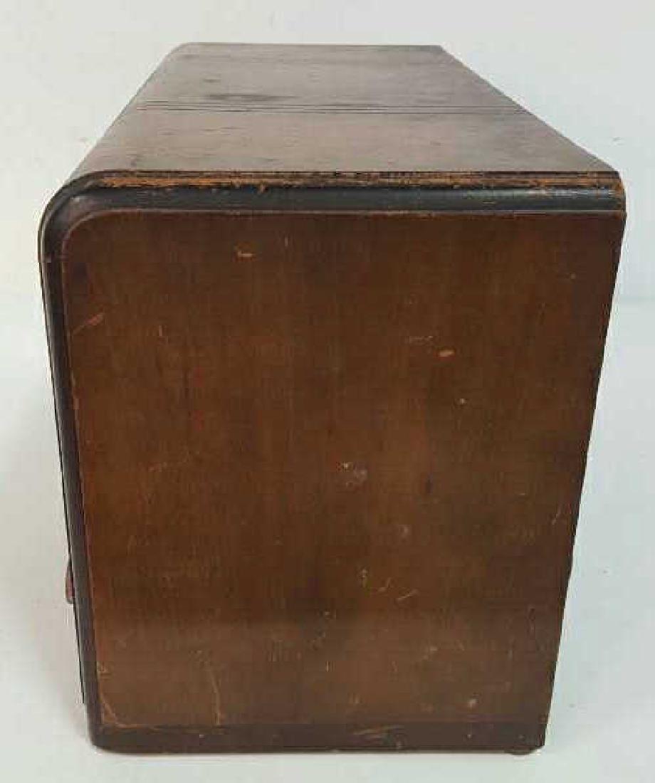 Antique Circa 1930s Radio - 7