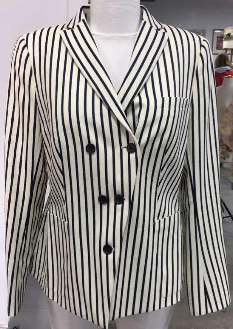 Designer Women's Wool Blazer