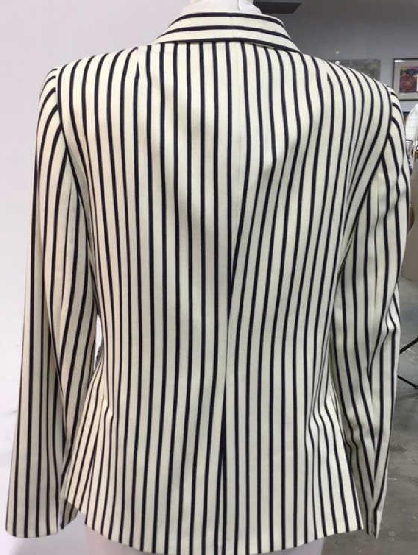 Designer Women's Wool Blazer - 3