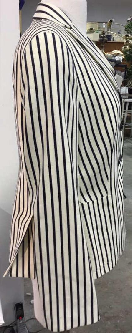 Designer Women's Wool Blazer - 4