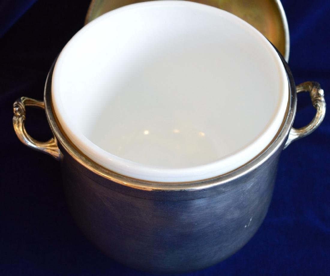 Sheffield Silver Company Ice Bucket - 3