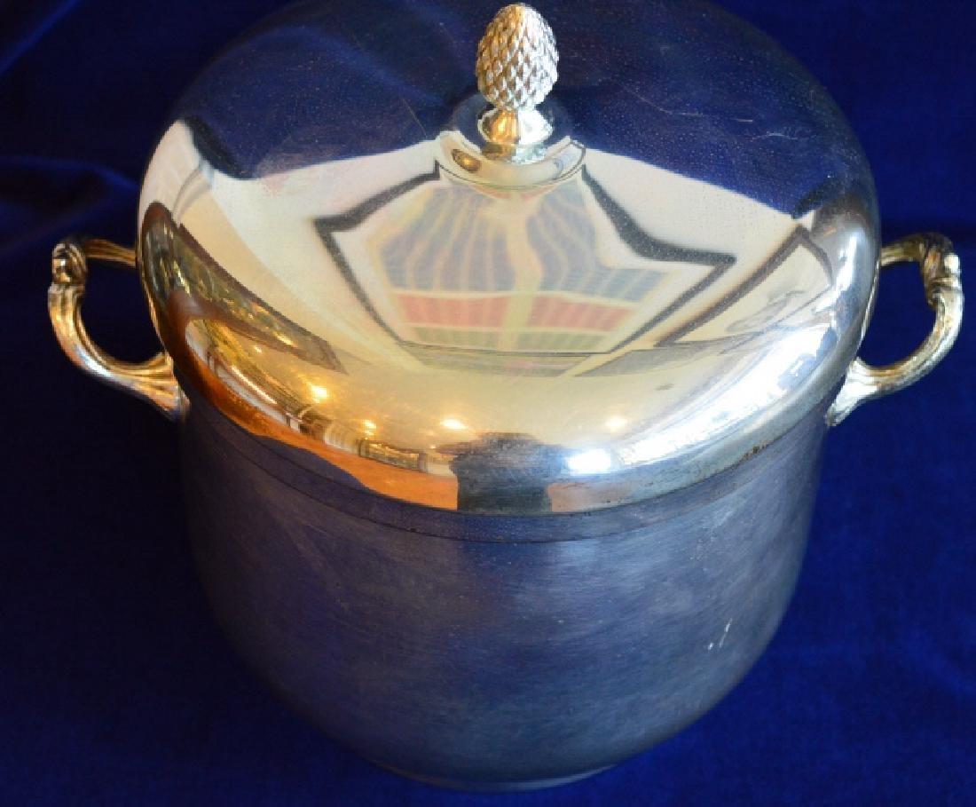 Sheffield Silver Company Ice Bucket - 4