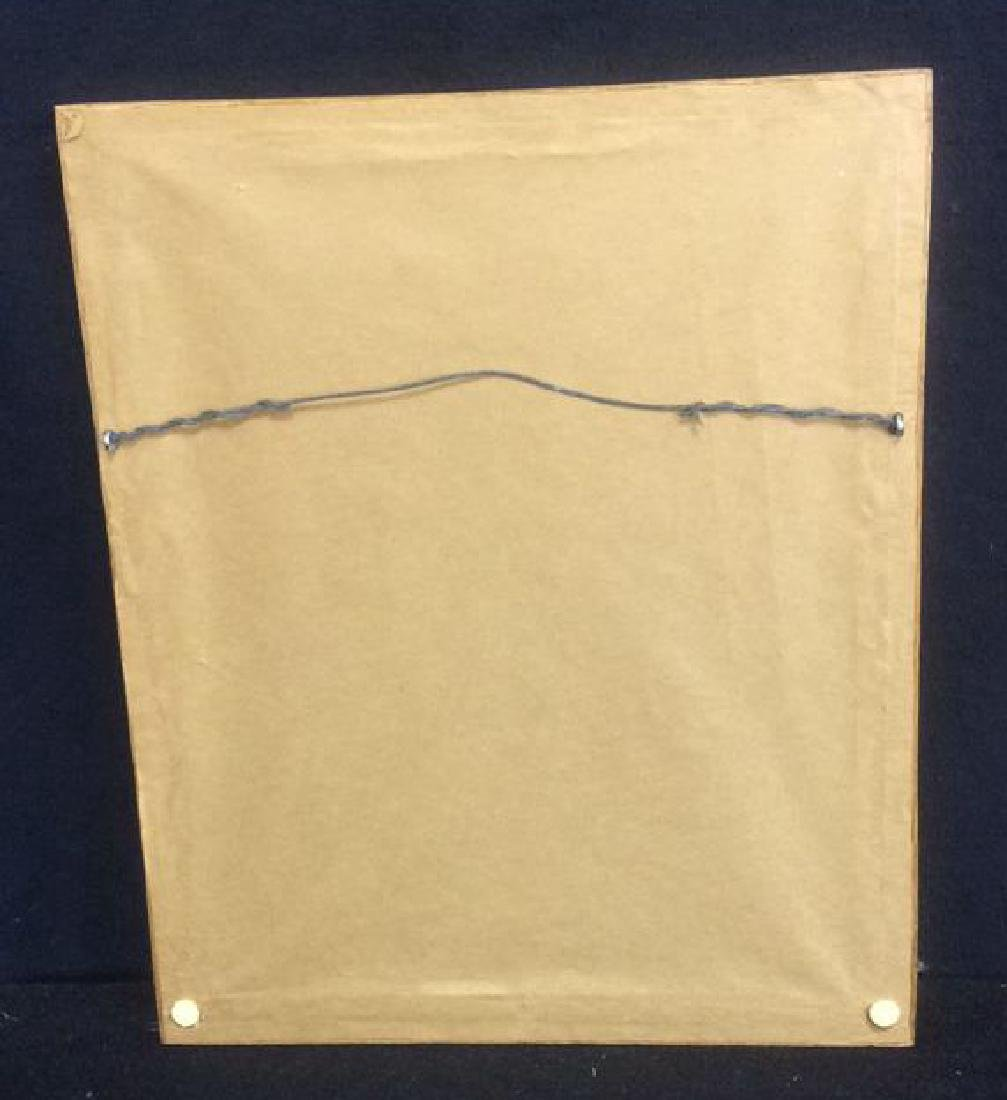 "16"" Multi Strand Twist Pearl & Garnet Necklace - 5"