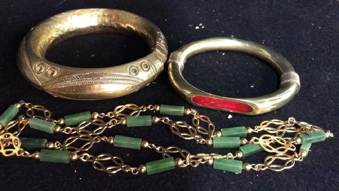 Vintage Jewelry Necklace Bracelets