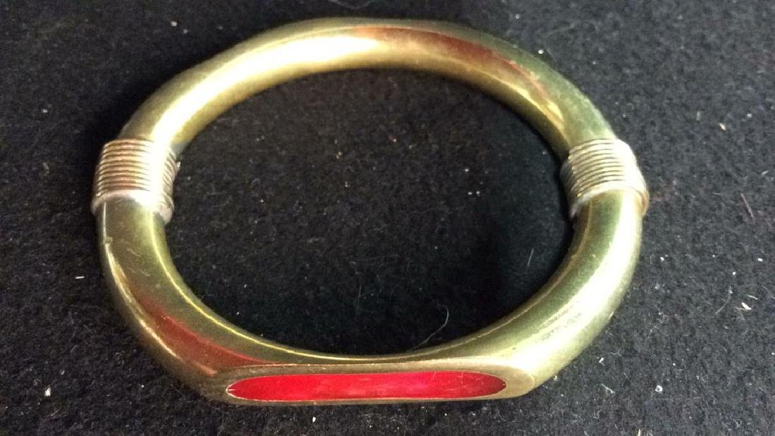 Vintage Jewelry Necklace Bracelets - 5