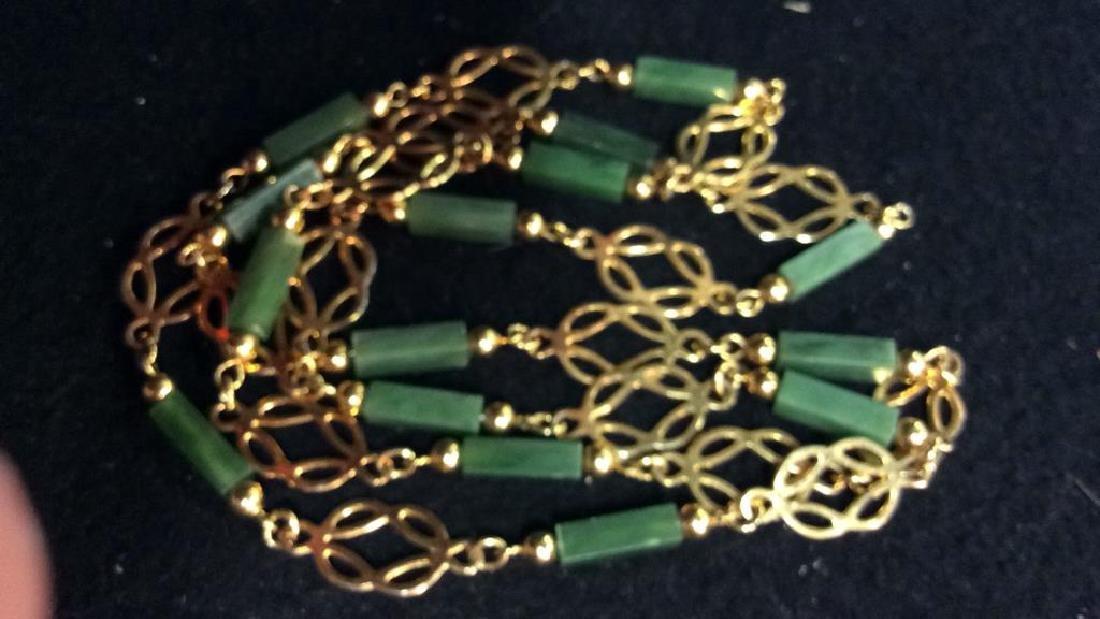Vintage Jewelry Necklace Bracelets - 7
