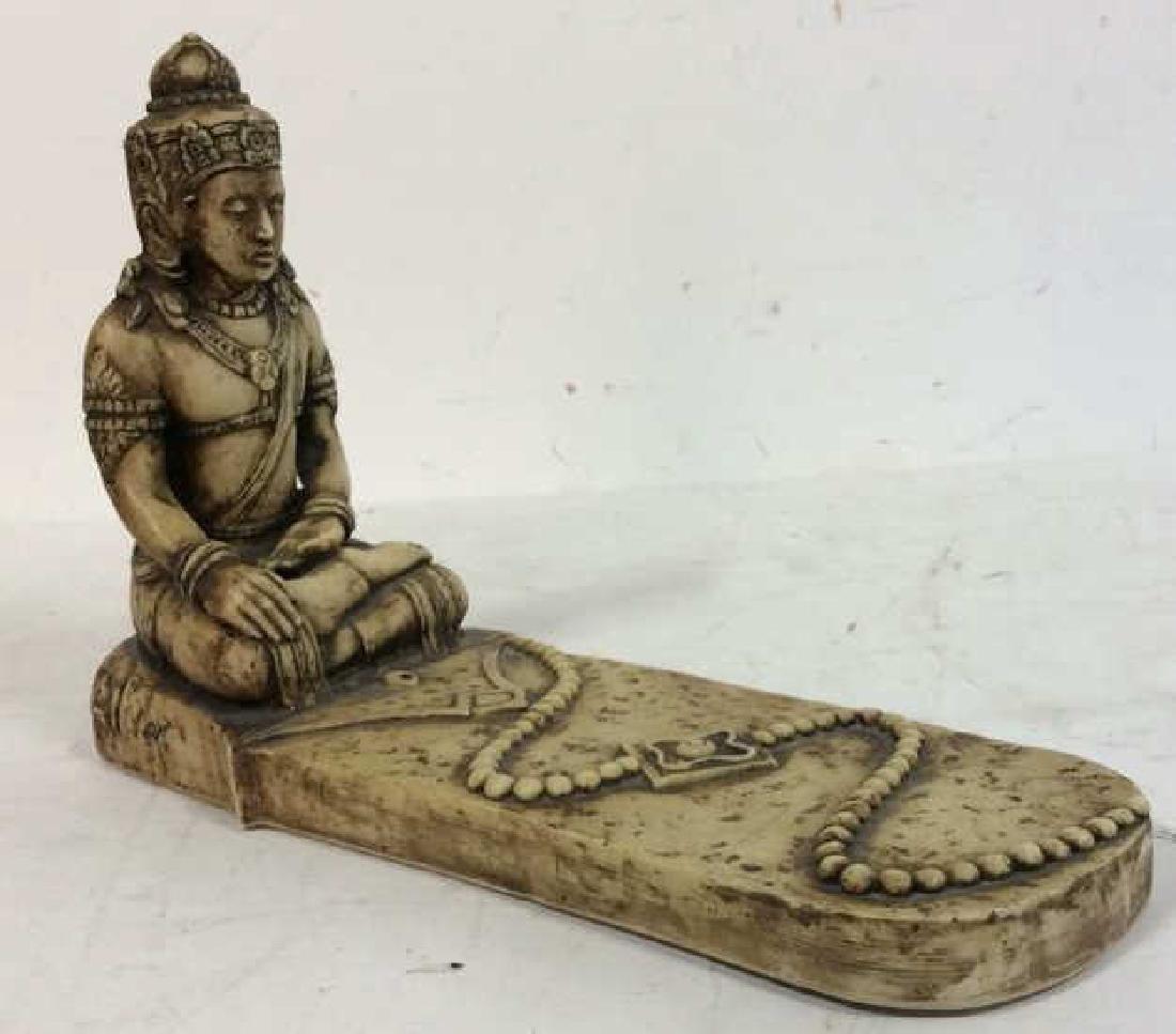 Carved Buddha, Iron Door Knocker more - 4