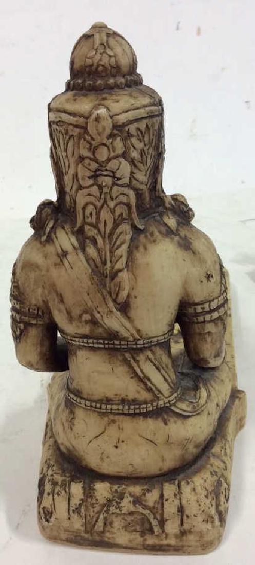 Carved Buddha, Iron Door Knocker more - 8