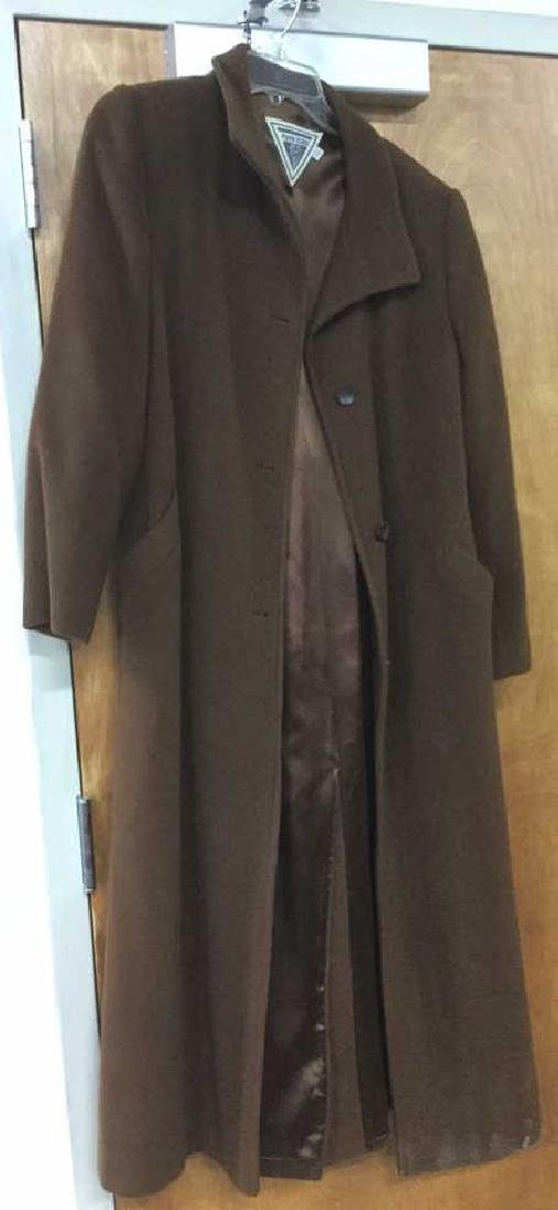 Women's Long Camelhair Coat