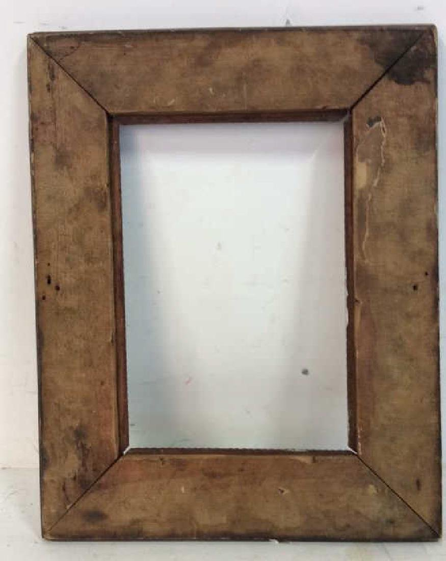 Tramp Art Frame with Additional Pieces - 8