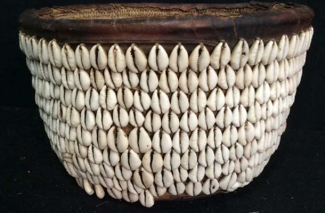 Yoruba Money Baskets Collectible - 4