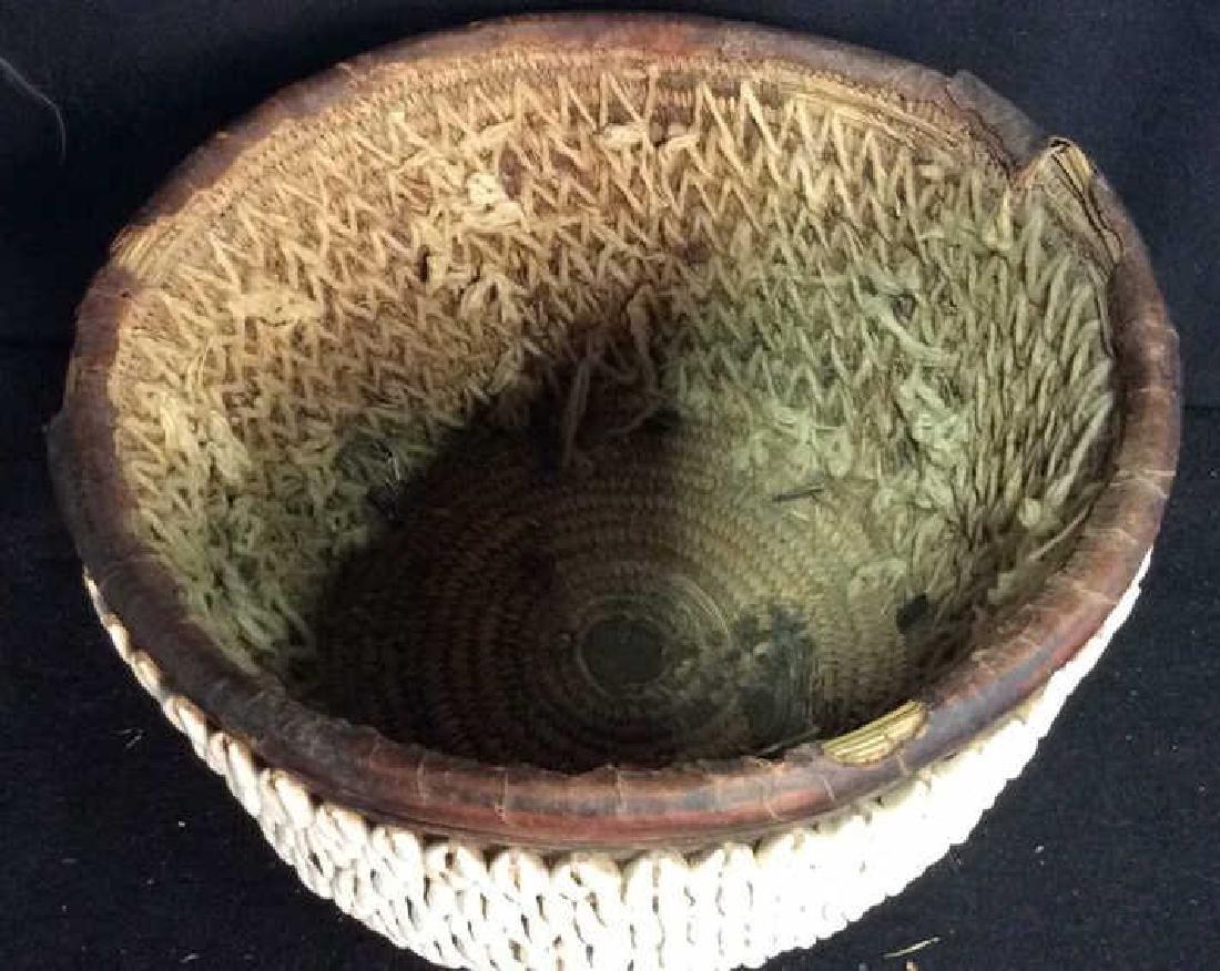 Yoruba Money Baskets Collectible - 6