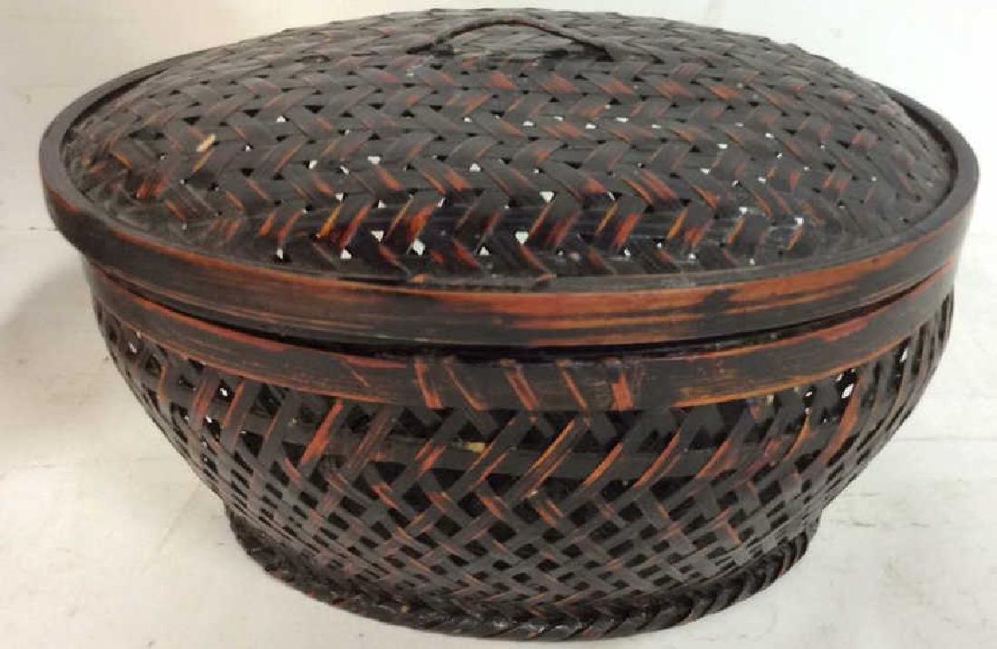 Yoruba Money Baskets Collectible - 7
