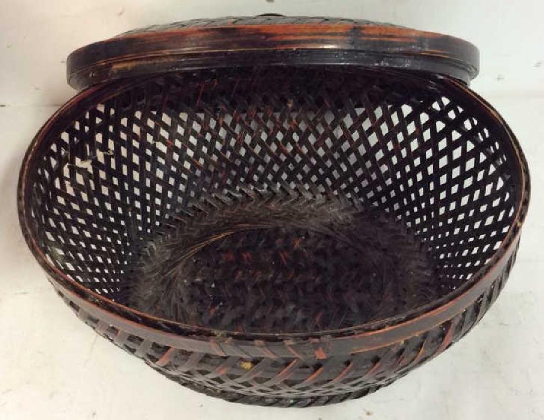 Yoruba Money Baskets Collectible - 8
