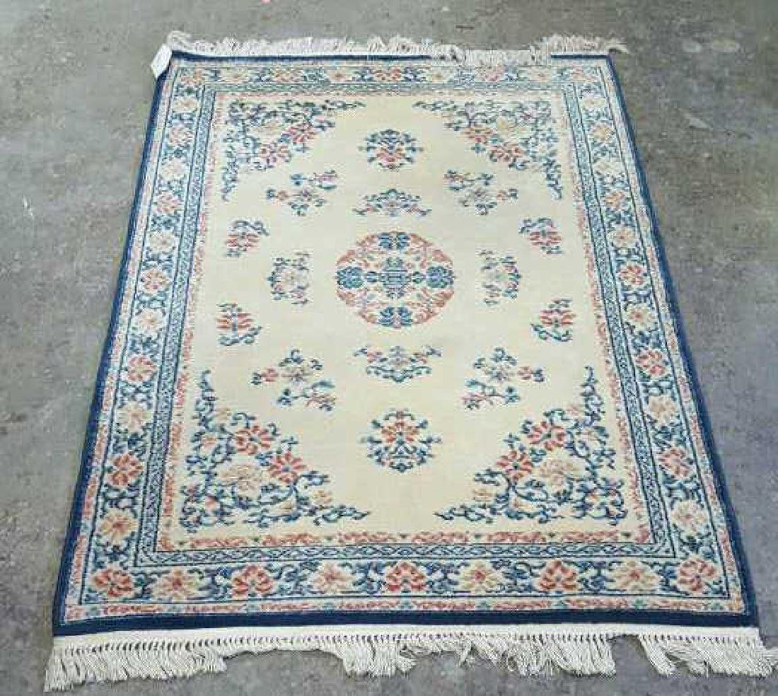 Wool Chinese Area Carpet