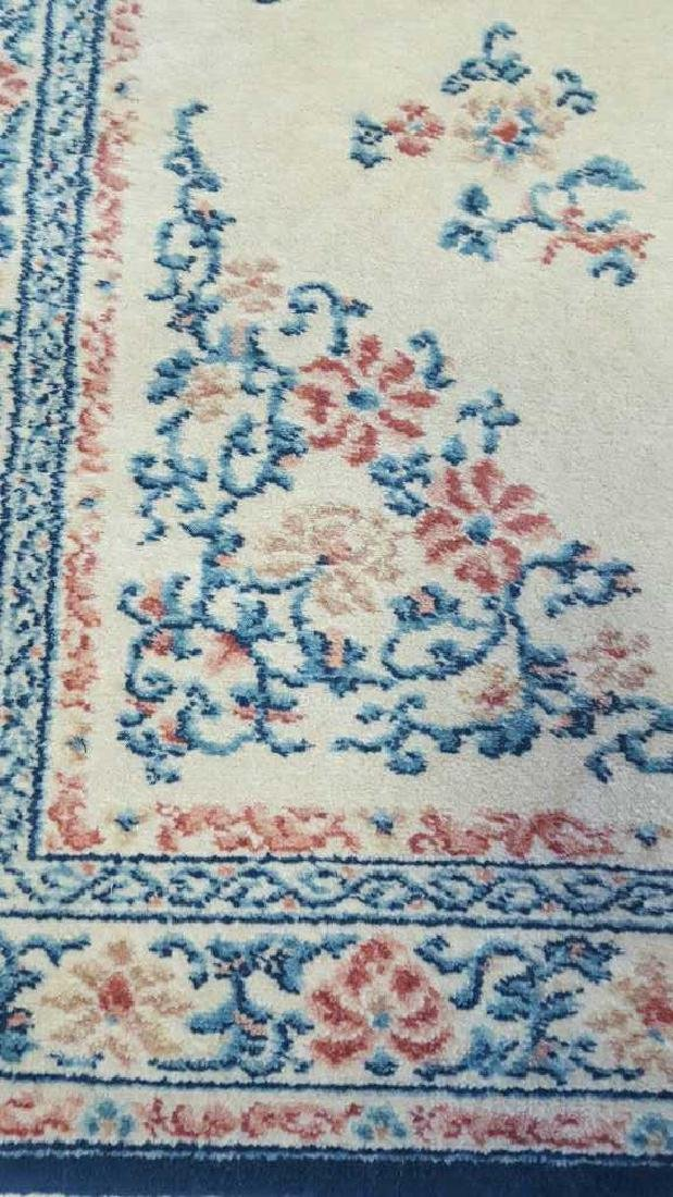Wool Chinese Area Carpet - 3