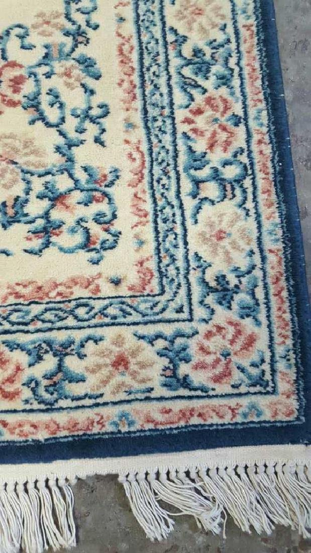 Wool Chinese Area Carpet - 6