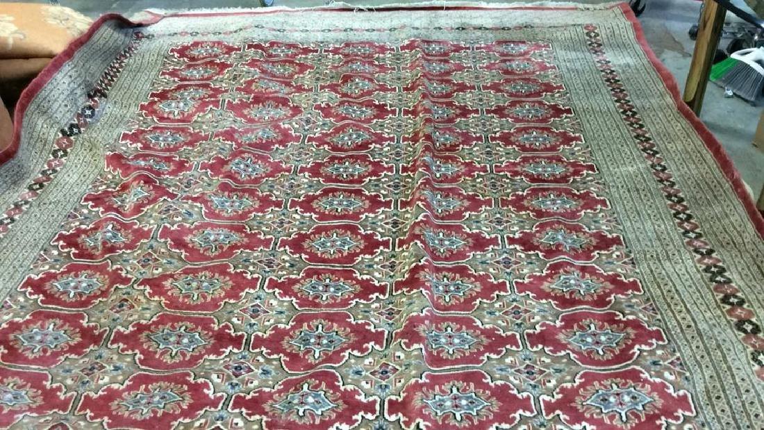 Asian Oriental Carpet - 4