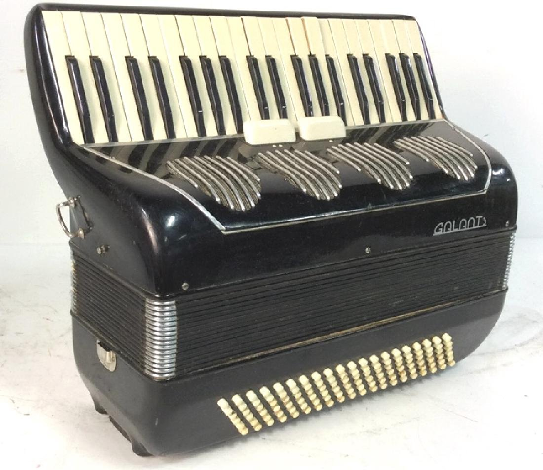 Vintage Italian Galanti Accordion