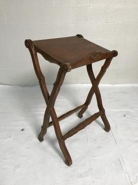 Antique Music Or Book Stand