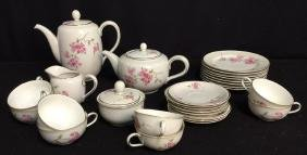 8 Piece Hutschenreuther Porcelain Tea Coffee