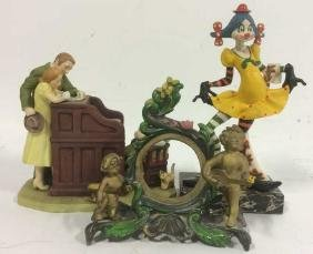 Group 3 Collectible Figurines Norman Rockwell The