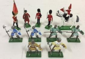 W. Britain Toy Soldiers and Knights Collection