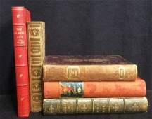 Group 5 Vintage /Antique Hardcover Books