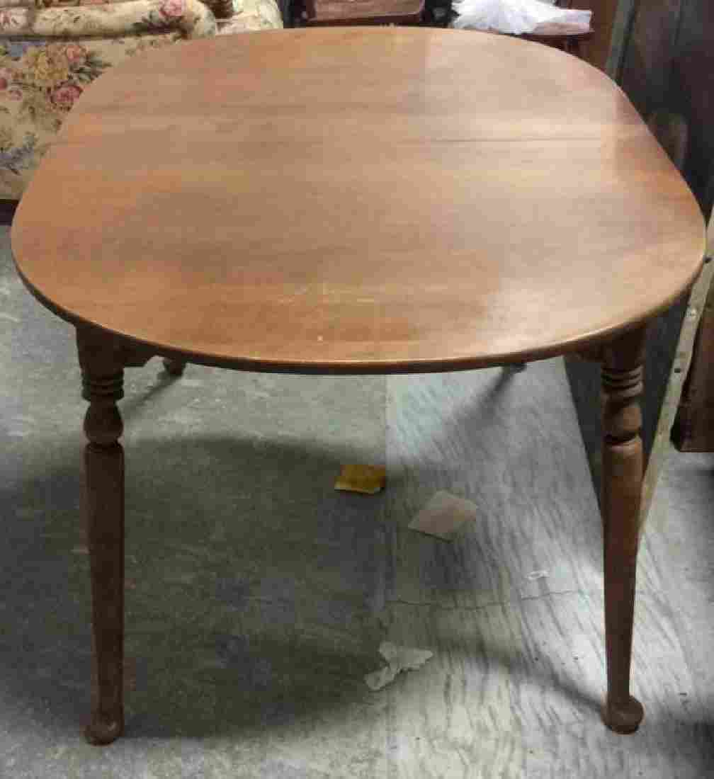 Vintage American Country Style Dining Table