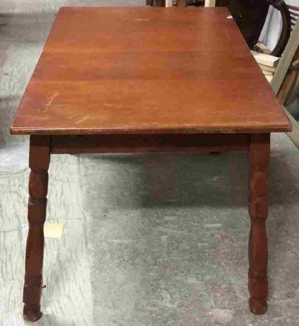 Vermont Made Hand Crafted Cherry Dining Table