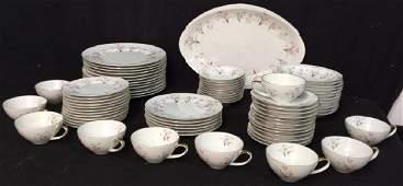 80 Piece Set of Meito China