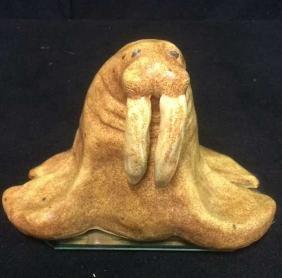 Walrus Statuette By D. C. Mart