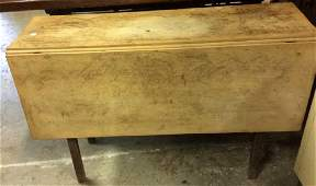 Early American Drop Leaf Table