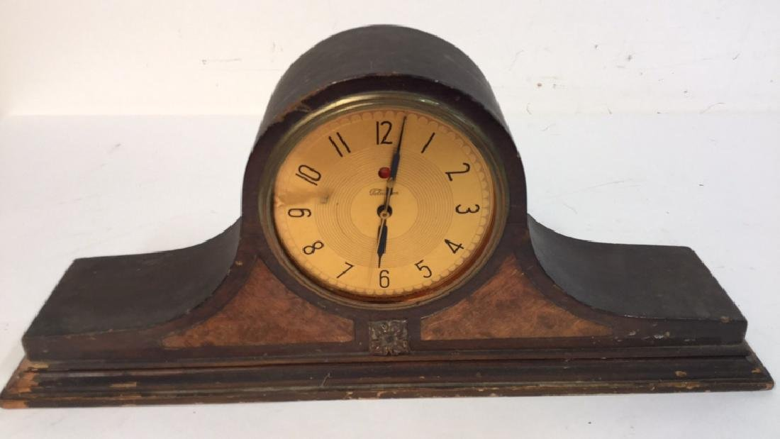 general electric vintage clock telechron