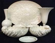7 Pieces Lenox Table Top Porcelain