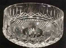 Ireland Purchased Waterford Crystal Bowl