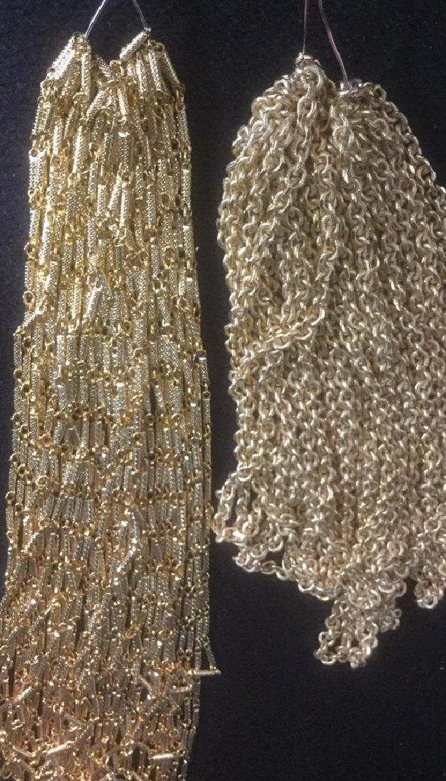 Jewelry Makers Assorted Footage Gold Tone Chain