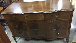 Victorian Style Wood Dresser