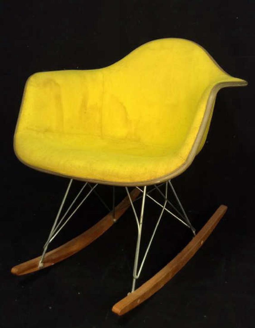 Original Herman Miller Eames Zentih RAR Rocking Chair