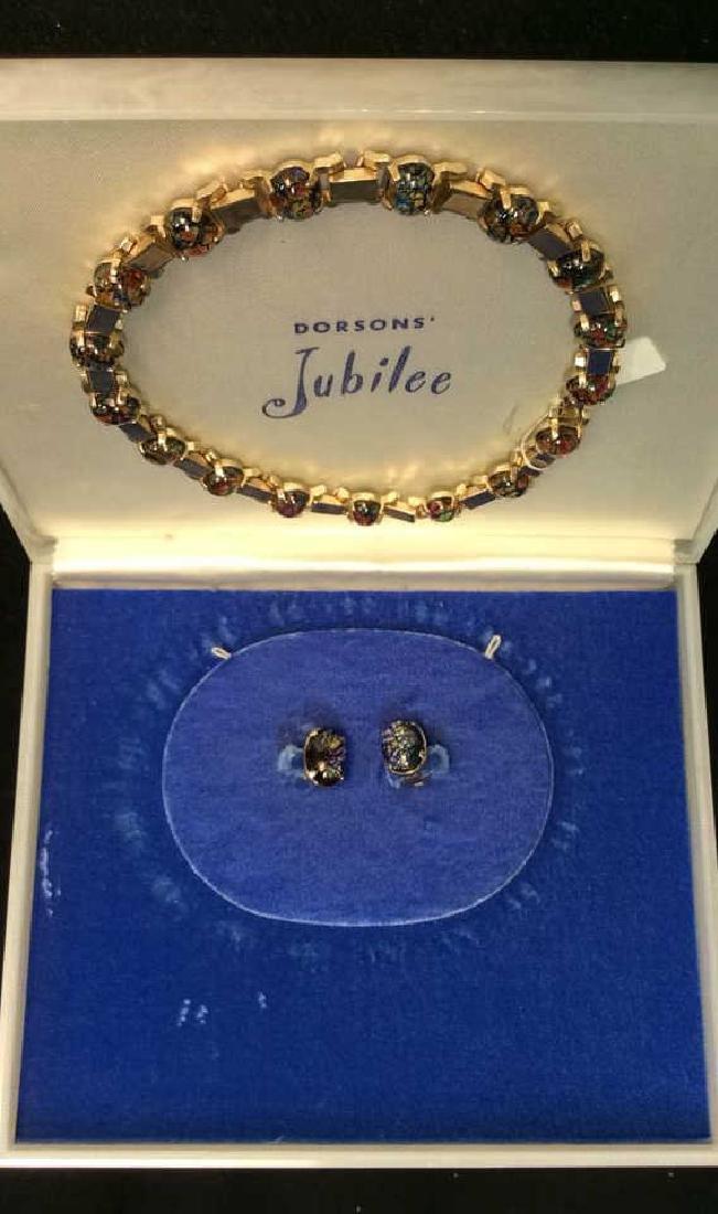 JUBILEE By DORSONS' Necklace & Earring Set